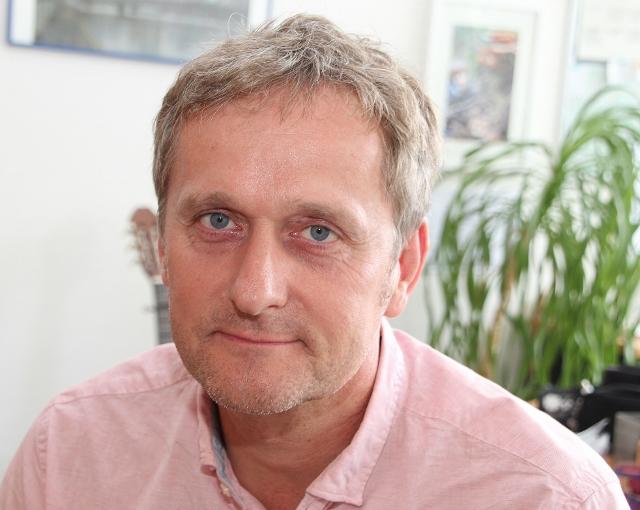 Zukünftig neuer Schulleiter der Gesamtschule Borken - Raesfeld ist der 51-jährige Axel Heinz.