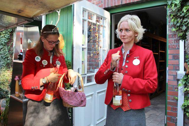 25. Erler Bauernmarkt bei Stegerhoff zog zahlreiche Besucher aus Nah und Fern an.