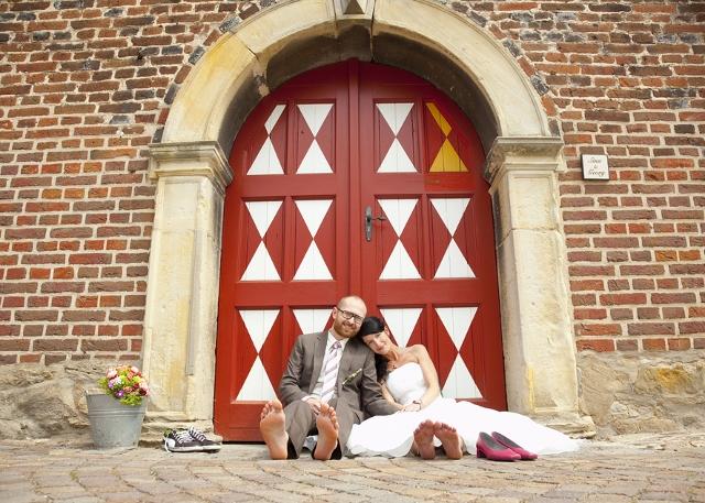 Heiraten auf Schloss Raesfeld – Bei der TRAUmZEIT öffnen sich die Schlosstüren für alle Heiratswilligen (Foto: Tanja Wischermann, Die FotoGräfin, Bottrop)