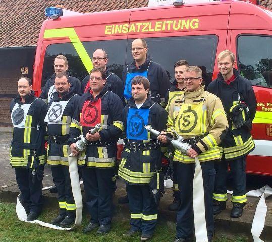 Leistungsnachweis Kreis Borken 2016 Löschzug Raesfeld-Erle (3)