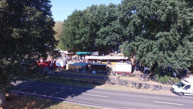 Luftaufnahme Bauernmarkt Stegerhoff