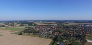 Luftaufnahme Raesfeld-Erle