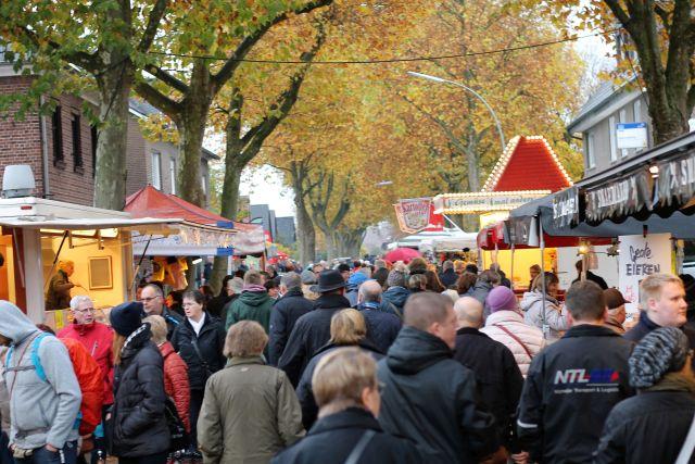 Kappesmarkt Raesfeld 2016