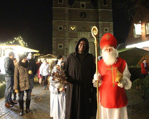 Der Nikolaus und sein Knecht Ruprecht