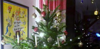 Weihnachtsbaum Abholung Gemeinde Raesfeld
