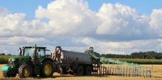 Gülle Landwirtschaft