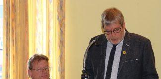 Präsident Reinhard Brömmel Schützenverein Raesfeld
