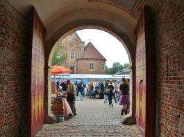 Büchermarkt Schloss Raesfeld