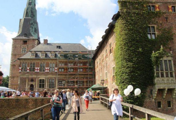 Hochzeit Wasserschloss Raeseld Naturpark Hohe Mark Münsterland