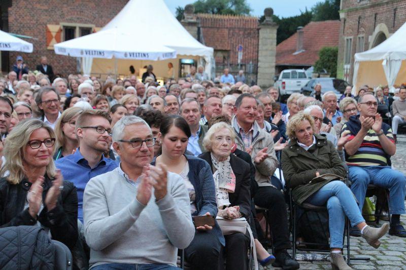 Musiklandschaft Westfalen Schloss Raesfeld