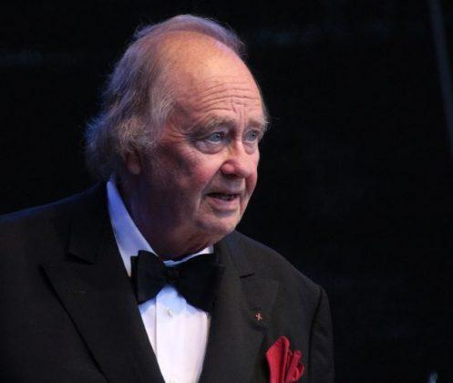 Tenor René Kollo in Raesfeld