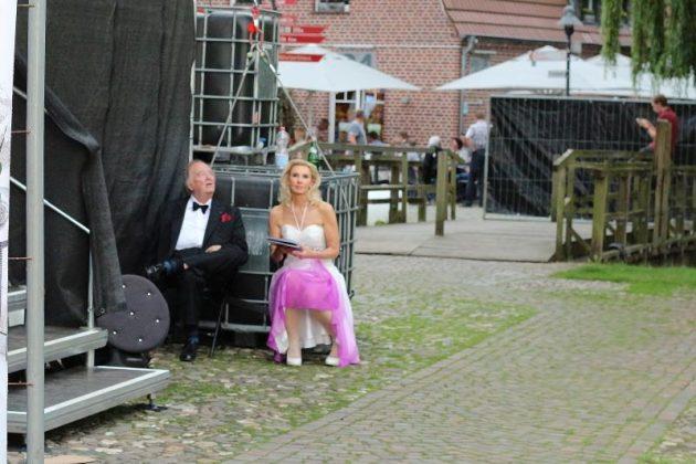 Musiklandschaft Westfalen am Schloss Raesfeld