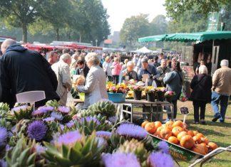 Bauernmarkt auf dem Hof Stegerhoff in Erle 2017