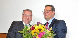 Erster Beigeordneter der Gemeinde Raesfeld Martin Tesing erneut gewählt