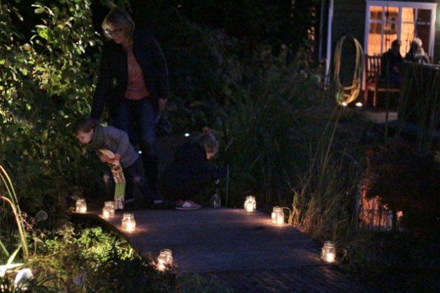 Lichterabend Baumeinster Raesfeld