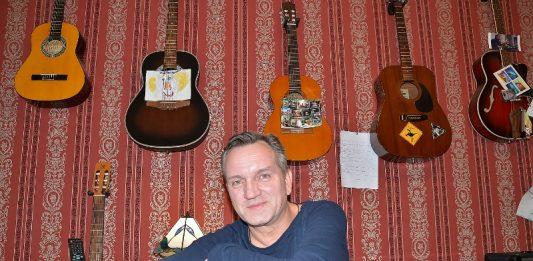 Liedermacher aus Raesfeld Heico Nickelmann