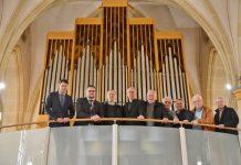 Neue Orgel in der St. Martin-Kirche