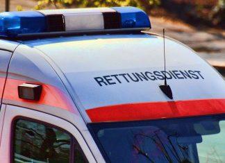 Rettungsdienst Krankenwagen