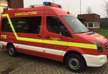 Einsatz Feuerwehr Raesfeld