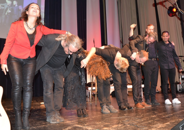 Konzert Nickelmann and Friends Borken 2017