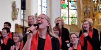Gospelchor in der St. Silvesterkirche