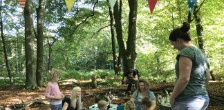 Aktionen beim_Tag des offenen Waldes