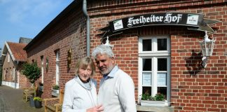 Gastronomie Freiheiter Hof Raesfeld