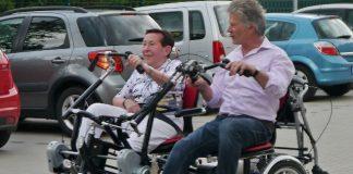 Bürgerstiftung: Rollfietsen kennenlernen und ausprobieren