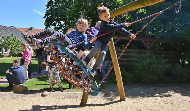25 Jahre ev. Lukas-Kindergarten Raesfeld