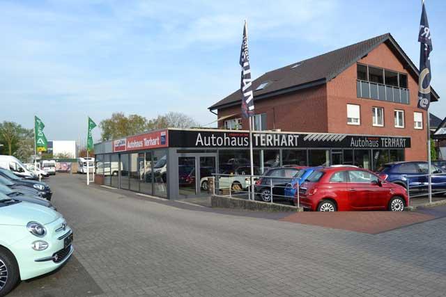 Autohaus Fiat Terhart 50 Jahre in Raesfeld Jubiläum