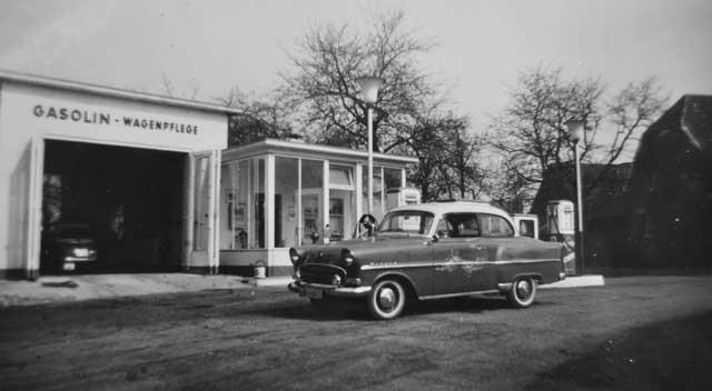 Standorterweiterung von Autohaus Terhart