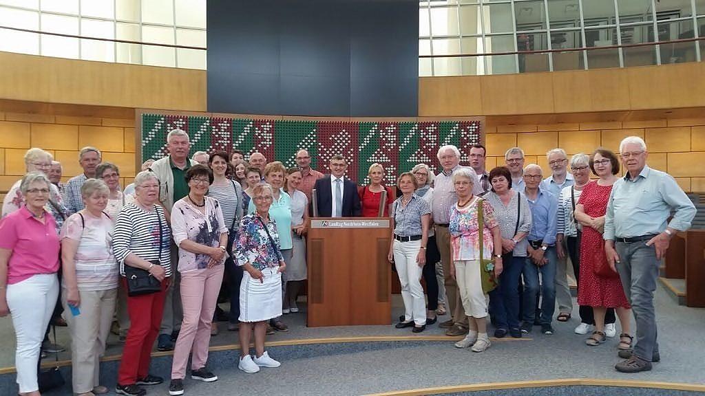 CDU Gemeindeverband Raesfeld im Landtag
