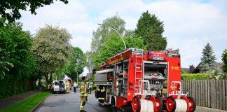 Verkehrsunfall Raesfeld St. Sebastian Freitag mit Todesfolge (
