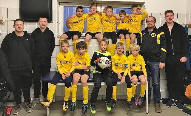 Fussball WM-Erler E-Jugend