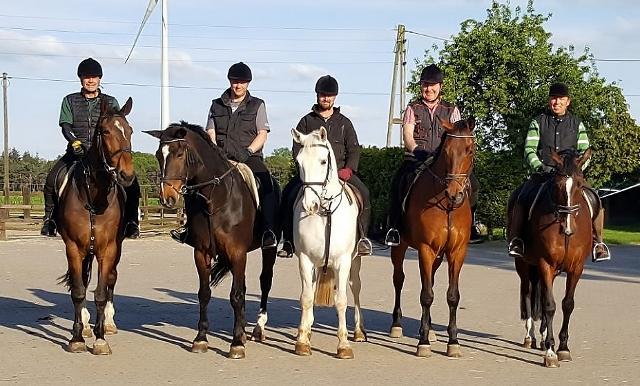 Reiterstaffel Erler Schützenverein Erle