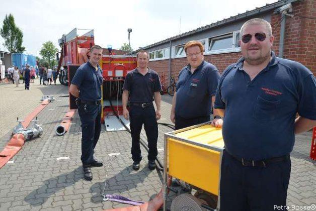 Feuerwehr Raesfeld - Tag der offenen Tür