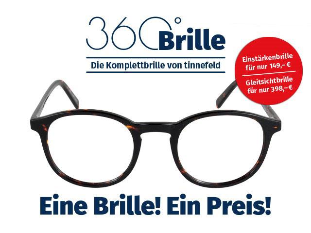 Tinnefeld 360 Grad Brille