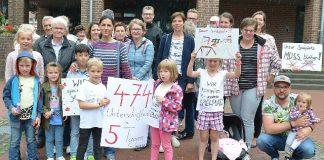 Bürgerinitiative Raesfeld-Spielplatz soll bleiben