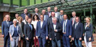 Bürgermeister im Kreis Borken gegen Asylpolitik