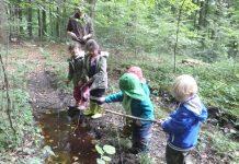 Waldspielguppe Holzwurm Raesfeld-Erle