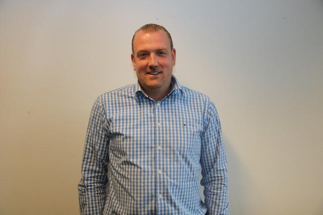 Christoph Böhm vom Kreisjugendamt ist für Südlohn zuständig