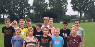 Fussball Raesfeld Erle
