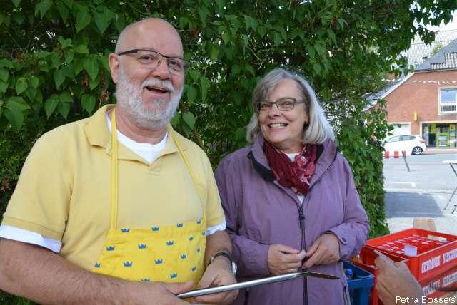 Interkulturelles drittes Sommerfest mit viel Musik in Raesfeld