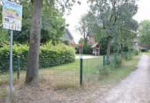 Spielplatz am Holzplatz Raesfeld