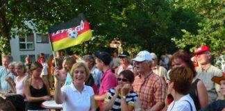 WM-Sommermärchen 2006 Deutschland gegen Schweden