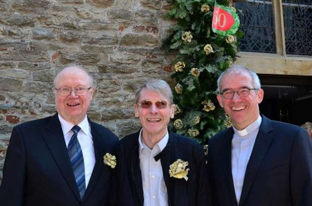Goldenes Priesterjubiläum Raesfeld
