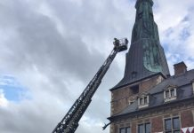 Schloss Raesfeld Feuerwehr