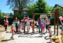 Nachbarschaftsfest Raesfeld Spielplatz am Holzplatz