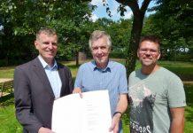 Raesfelder Lehrer Wolfgang Laufs geht in den Ruhestand