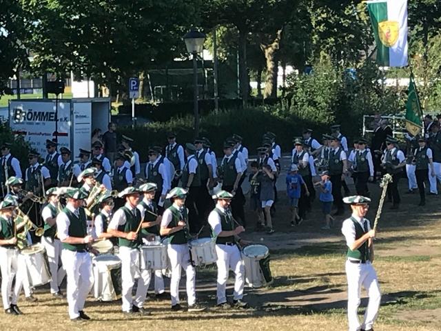 Schützenfest Raesfeld 2018